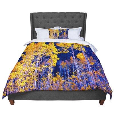 Maynard Logan Trees Comforter Size: Twin