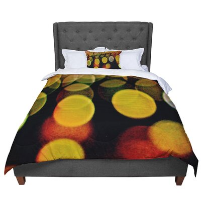 Maynard Logan Lights Comforter Size: Queen