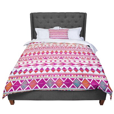 Nika Martinez Summer Breeze Comforter Size: King