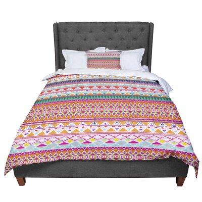 Nika Martinez Chenoa Comforter Size: Queen