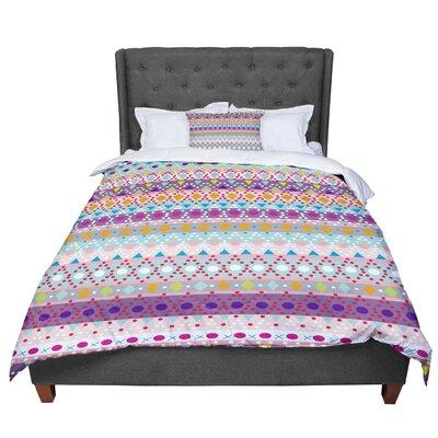 Nika Martinez Ayasha Comforter Size: King