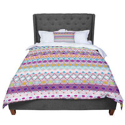 Nika Martinez Ayasha Comforter Size: Twin