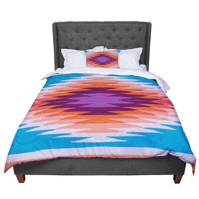 Nika Martinez Surf Lovin Hawaii Comforter Size: Queen