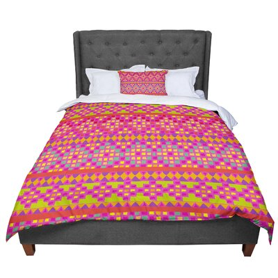 Nika Martinez Mexicalli Comforter Size: King