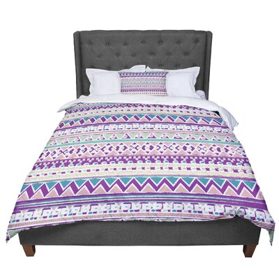 Nika Martinez Boho Ibiza Comforter Size: King