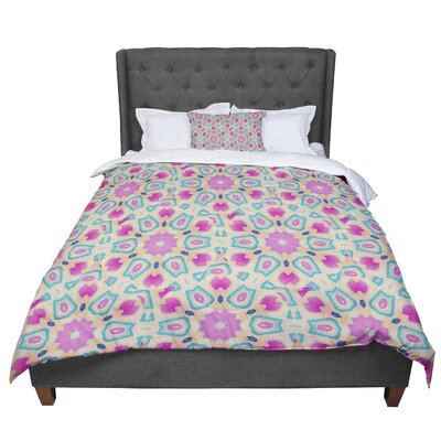 Nika Martinez Arabesque Comforter Size: Twin