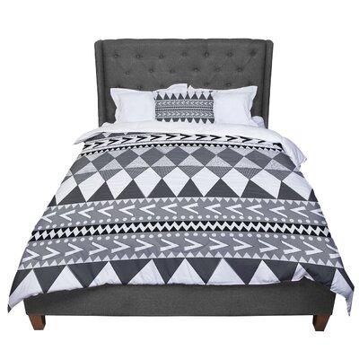 Nika Martinez Forest Comforter Size: King