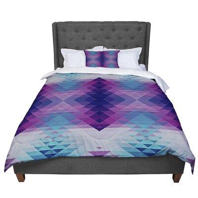 Nika Martinez Hipsterland II Comforter Size: King