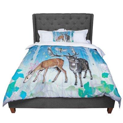 Mat Miller Glade Comforter Size: Twin