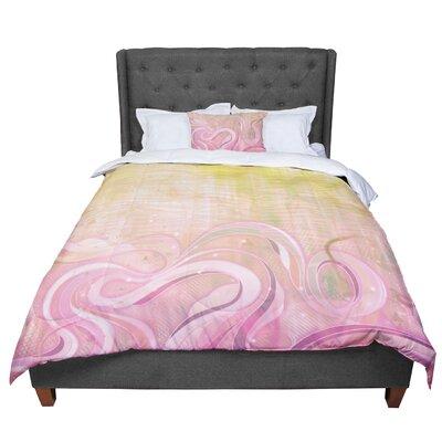 Mat Miller Cascade Comforter Size: Twin