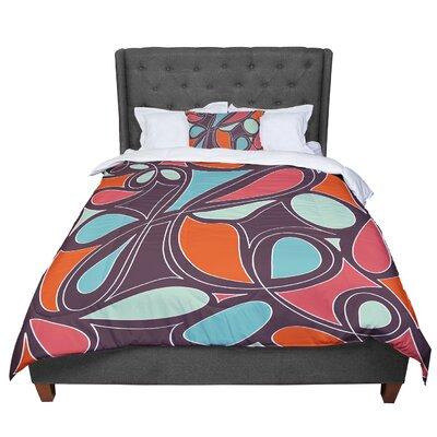 Miranda Mol Retro Swirl Comforter Size: King