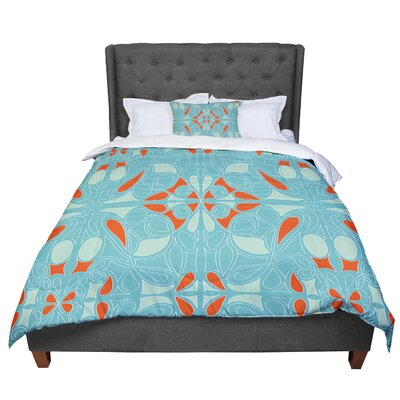 Miranda Mol Comforter Size: King