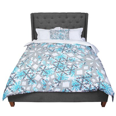 Miranda Mol Chilly Comforter Size: Queen