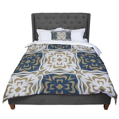 Miranda Mol Contemporary Granny Comforter Size: Queen