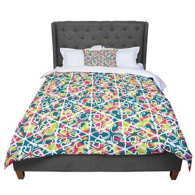 Miranda Mol Cool Yule Comforter Size: King