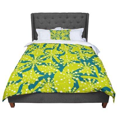 Miranda Mol Festive Splash Comforter Size: Queen