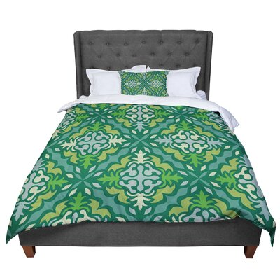 Miranda Mol Yulenique Comforter Size: King
