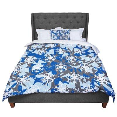 Miranda Mol Ice Topography Comforter Size: Twin