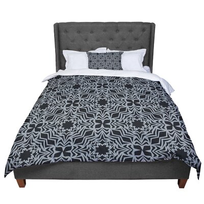 Miranda Mol Optical Fest Comforter Size: Queen