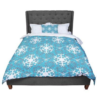 Miranda Mol Precious Flakes Comforter Size: King