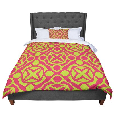 Miranda Mol Holiday Comforter Size: Twin