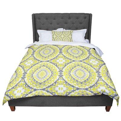 Miranda Mol Tessellation Comforter Size: King