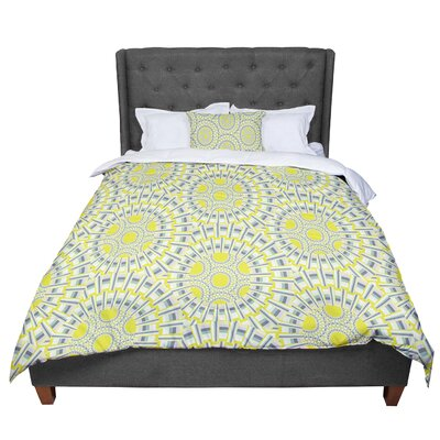 Miranda Mol Sprouting Cells Comforter Size: Twin