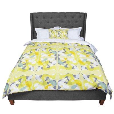 Miranda Mol Spring Flourish Comforter Size: King