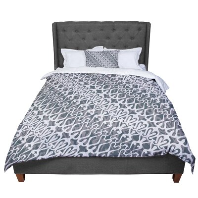 Miranda Mol Lace Comforter Size: Queen