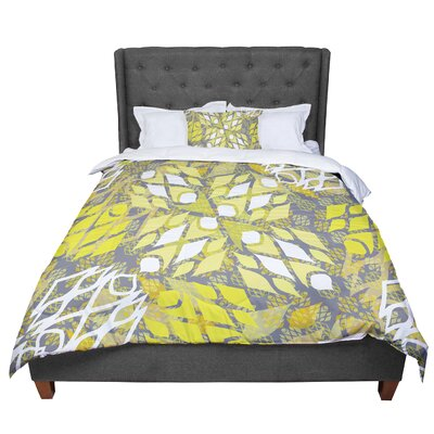 Miranda Mol Sandy Signs Comforter Size: King