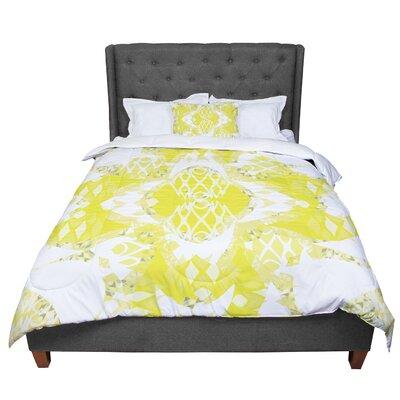 Miranda Mol Citrus Spritz Comforter Size: King