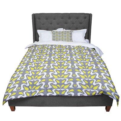 Miranda Mol Cascade Comforter Size: Twin