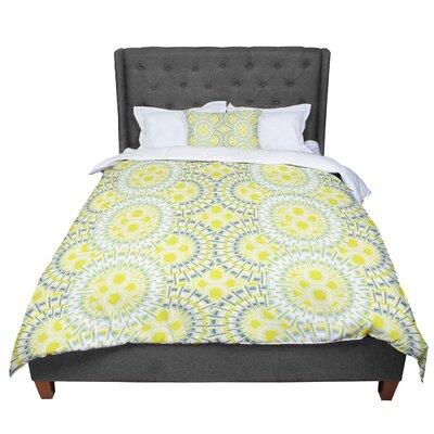 Miranda Mol Blossoming Buds Comforter Size: Queen