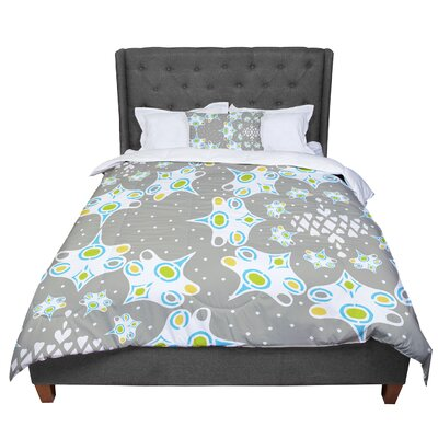 Miranda Mol Ornamental Splash Comforter Size: Queen