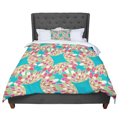 Miranda Mol Wings Comforter Size: King
