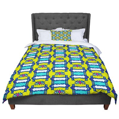 Miranda Mol Party Vibes Comforter Size: Queen