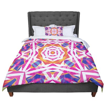 Artist Name Paradise Comforter Size: Queen