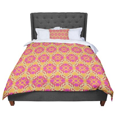 Miranda Mol Jazzy Comforter Size: King