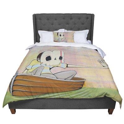 Matthew Reid Drifting Comforter Size: Queen