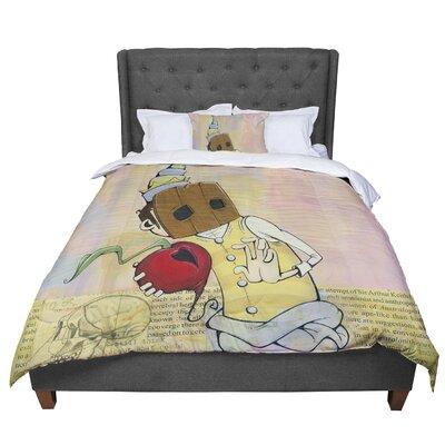 Matthew Reid Thalamus Comforter Size: Queen