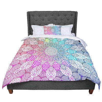 Monika Strigel Dots Comforter Size: Queen