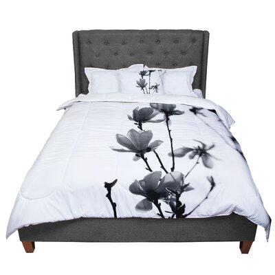 Monika Strigel Mulan Magnolia Comforter Size: King