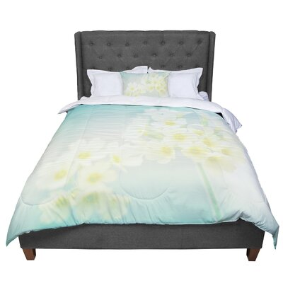 Monika Strigel Happy Spring Comforter Size: King