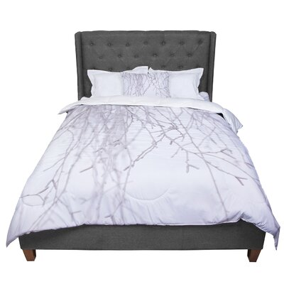Monika Strigel Frozen Comforter Size: Queen