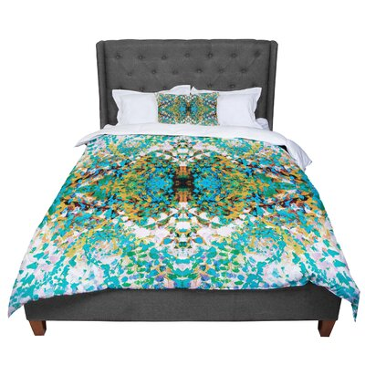 Nikposium Summer Breeze Comforter Size: Twin