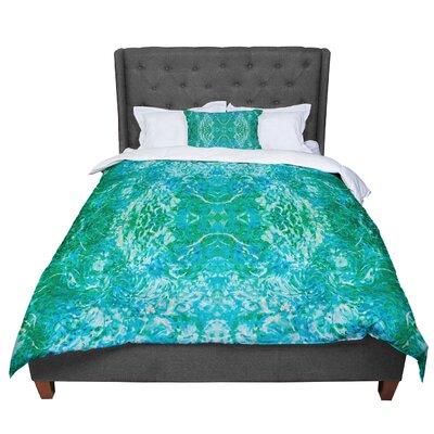 Nikposium Eden Comforter Size: King