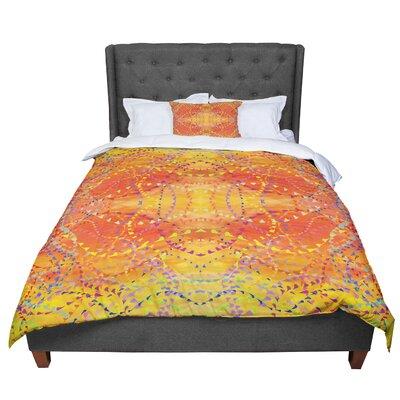 Nikposium Sunrise Comforter Size: Twin