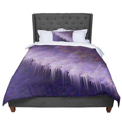 Michael Sussna Malibu Comforter Size: King
