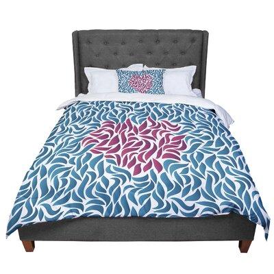 Nick Atkinson Desire Comforter Size: Twin