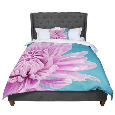 Nastasia Cook Dream Flower Comforter Size: Twin